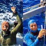 Apnea: Nuovo WR in Assetto Costante per Chiara Obino e Davide Carrera