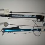 Il fucile per la pesca in tana secondo i Campioni