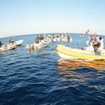 I Campi Gara del Campionato Italiano Per Società 2017 di Pesca in Apnea