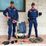 Pescasub Illegale: Sorpreso in Zona Militare e Tenta di Fuggire, 4000 Euro di Multa