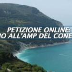 Petizione contro l'istituzione dell'AMP del Conero