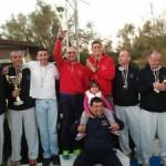 Il CNFC Cecina si aggiudica il Campionato Toscano per società 2015