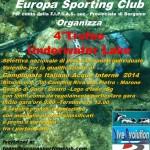 A maggio il 4° Trofeo Underwater Lake