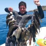 Assoluto Pesca in Apnea 2017: Ufficializzati i Campi Gara