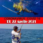 Dpcm Covid-19: Regole Pesca Sportiva dal 1 Maggio al 31 Luglio