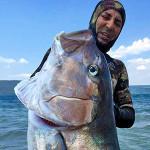 Record Pescasub: da Çanakkale una Ricciola di quasi 2 metri e 68 kg