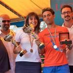 Cristina Rodda e Michele Giurgola sono i migliori atleti di Apnea del 2015
