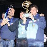 De Mola, Bisulli e Sciarrotta vincono la 15a Coppa di Rovigno