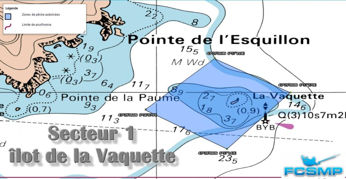 secteur Vaquette