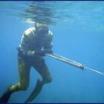 Norme di sicurezza nel maneggio dei fucili subacquei