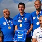 L'Arcipesca San Vincenzo vince il Campionato Italiano per Società 2016