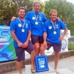 Il Pro Desenzano vince il Campionato per Società in Acque Interne