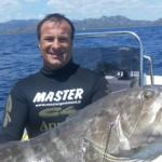 Stage di pesca in apnea con Gabriele Delbene
