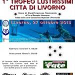 Tiro Sub: il 27 ottobre a Livorno il 1° Trofeo Lustrissimi