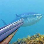 Video Pesca Sub: un Grosso Tonno Sottocosta