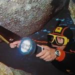 Curiosità Pescasub: A quando risale la prima Torcia Subacquea per Pesca in Apnea?