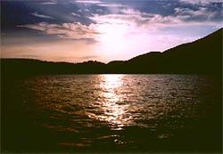 Tramonto a Fetovaia, Isola d'Elba