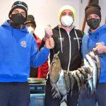 Gare Pesca Sub: Soldati, Salzillo e Verrigni Vincono l'8° Trofeo Sestri Levante