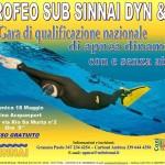 Apnea: il 18 maggio ad Assemini il Trofeo Sub Sinnai