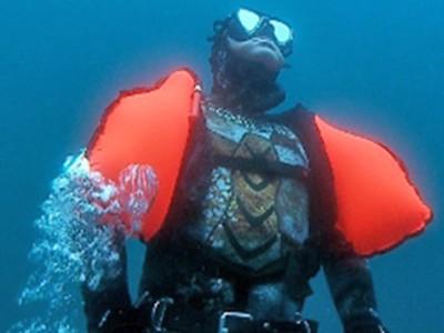 """Mondiale Pesca Apnea 2016: la CMAS autorizza l'uso dei """"Freediver Recovery Vest"""""""