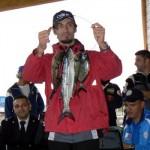 Marconcini vince l'XI Trofeo Mimmo Arena a Palmi