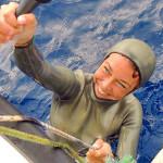 Vertical Blue 2017: Zecchini Regina Mondiale del Costante, Carrera e Leuci Record Nazionali